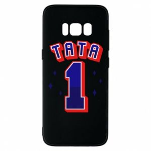 Phone case for Samsung S8 Father number 1 V2