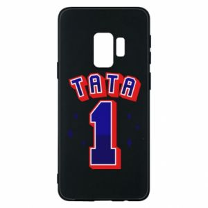 Phone case for Samsung S9 Father number 1 V2
