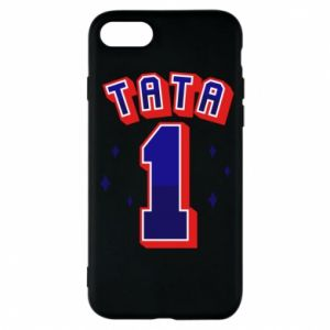 Phone case for iPhone 8 Father number 1 V2