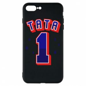 Phone case for iPhone 8 Plus Father number 1 V2