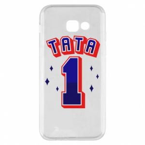 Phone case for Samsung A5 2017 Father number 1 V2