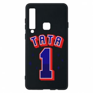 Phone case for Samsung A9 2018 Father number 1 V2