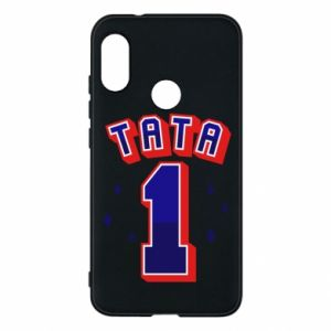 Phone case for Mi A2 Lite Father number 1 V2