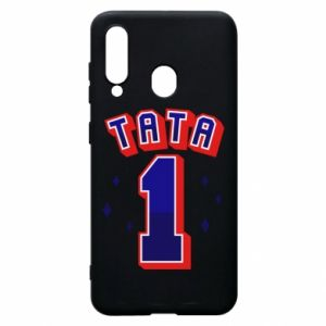 Phone case for Samsung A60 Father number 1 V2