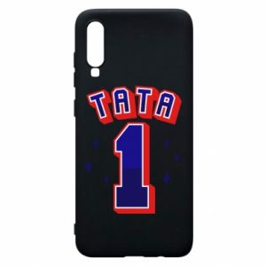 Phone case for Samsung A70 Father number 1 V2