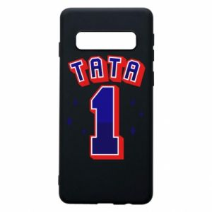 Phone case for Samsung S10 Father number 1 V2