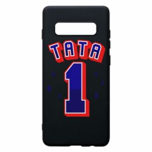 Phone case for Samsung S10+ Father number 1 V2