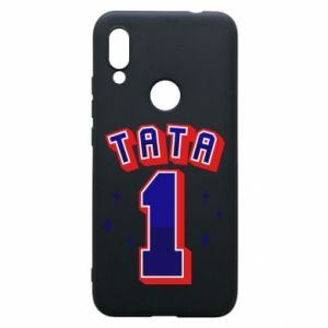 Phone case for Xiaomi Redmi 7 Father number 1 V2