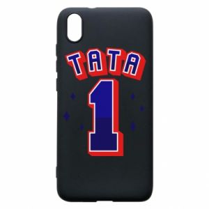 Phone case for Xiaomi Redmi 7A Father number 1 V2