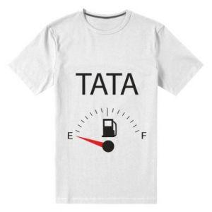 Men's premium t-shirt Dad load