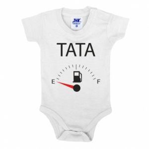 Baby bodysuit Dad load - PrintSalon
