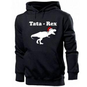 Men's hoodie Dad - rex