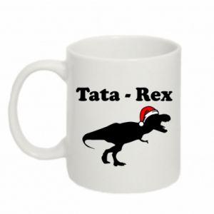 Kubek 330ml Tata - rex