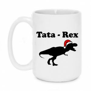 Kubek 450ml Tata - rex