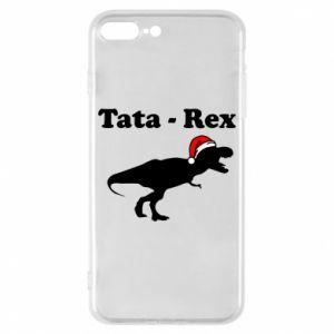 Etui na iPhone 8 Plus Tata - rex