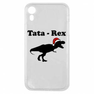 Etui na iPhone XR Tata - rex