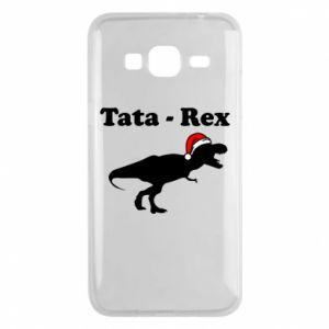 Etui na Samsung J3 2016 Tata - rex