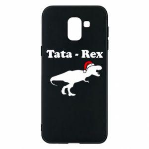 Etui na Samsung J6 Tata - rex