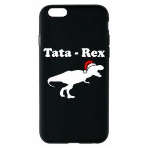 Etui na iPhone 6/6S Tata - rex