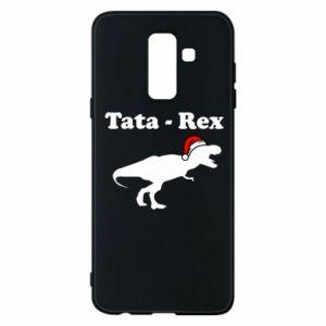 Etui na Samsung A6+ 2018 Tata - rex