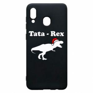 Etui na Samsung A20 Tata - rex