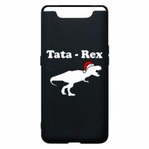 Etui na Samsung A80 Tata - rex