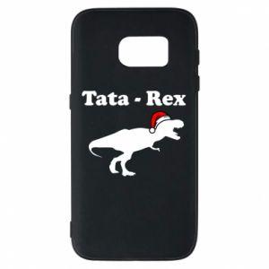 Etui na Samsung S7 Tata - rex