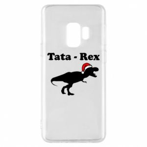 Etui na Samsung S9 Tata - rex