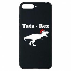 Etui na Huawei Y6 2018 Tata - rex