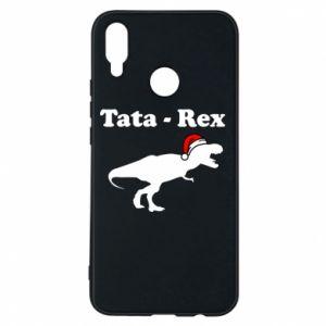 Etui na Huawei P Smart Plus Tata - rex