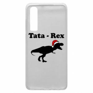 Etui na Huawei P30 Tata - rex