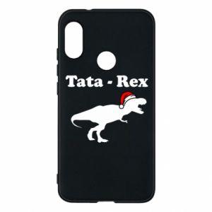 Etui na Mi A2 Lite Tata - rex