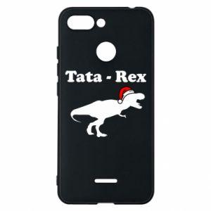 Etui na Xiaomi Redmi 6 Tata - rex