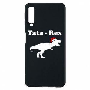 Etui na Samsung A7 2018 Tata - rex