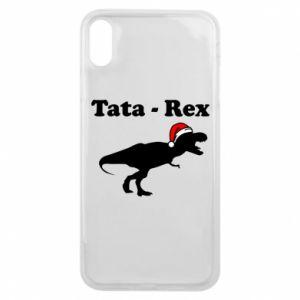 Etui na iPhone Xs Max Tata - rex
