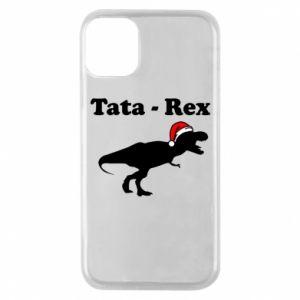 Etui na iPhone 11 Pro Tata - rex