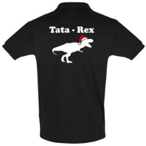 Men's Polo shirt Dad - rex