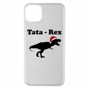 Etui na iPhone 11 Pro Max Tata - rex
