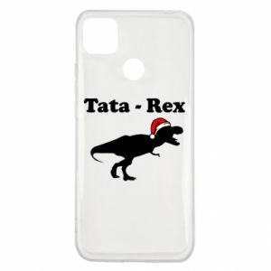 Etui na Xiaomi Redmi 9c Tata - rex