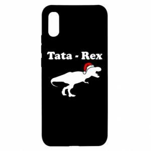 Etui na Xiaomi Redmi 9a Tata - rex