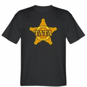 Koszulka Tata sprawiedliwy