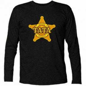 Koszulka z długim rękawem Tata sprawiedliwy