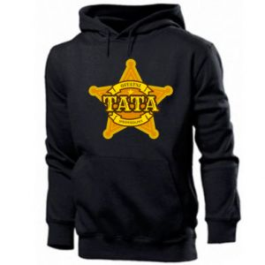 Men's hoodie Dad fair