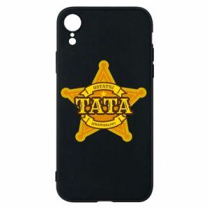 Phone case for iPhone XR Dad fair
