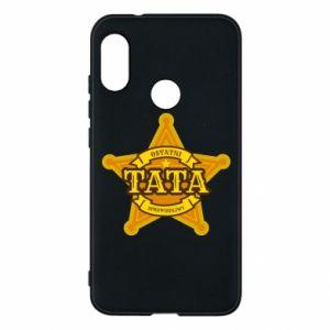 Phone case for Mi A2 Lite Dad fair