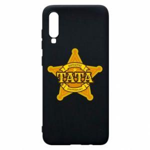 Phone case for Samsung A70 Dad fair