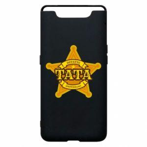 Phone case for Samsung A80 Dad fair