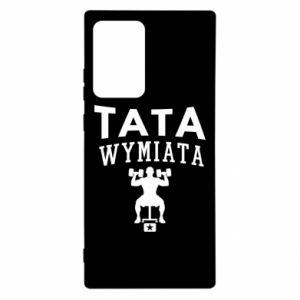 Etui na Samsung Note 20 Ultra Tata wymiata