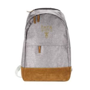 Urban backpack Sports dad