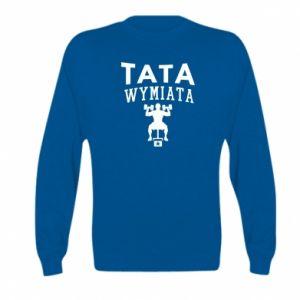 Kid's sweatshirt Sports dad